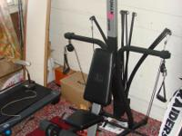 Bowflex Xxtreme, like new, purchased about 5 years ago,