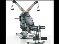 I have a Bowflex Revolution house gym for sale. Its