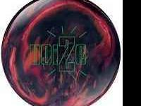 14.2lb high performance bowling ball, Columbia Noize