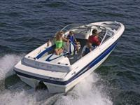 Rent our Bayliner 195 bow rider for a half day! $280!