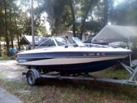 17.5 foot Imperial Bowrider. Features MercCruiser's 120
