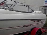 Boat Make: 185LS Stingray, Serial #: PNYUSU6DI405 ;