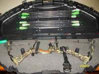 posting this for a friend he has a bowtech bow ,
