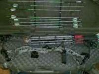 600 obo Bow tech destroyer in new condition Includes
