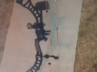 I have a slightly used BowTech insanity shot maybe 50