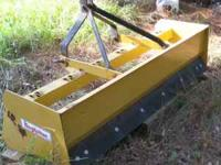Brand new never used 6 ft KingKutter Box Blade /