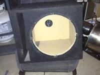 I have a good ported box for 12... Measures 17 1/2... X