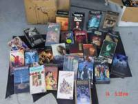 I am selling a box of VHS Movies approx 20 movies