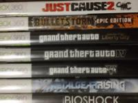 Type: Games Type: Action Box of Games 1 GTA V 2 GTA IV