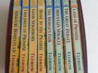 The Days of Laura Ingalls Wilder Boxed Set of 8 Books-T