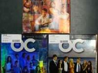 I have BOX SETS OF THE OC for sale! I will sell them as