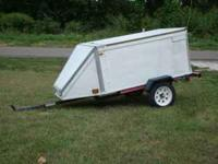 Box trailer that could be used for various