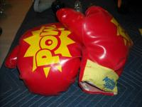 I have a pair of kids Boxing gloves  Excellent