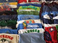 Numerous numerous choices of utilized kid clothes for