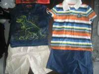Complete summer wardrobe for your little boy! 7 polo