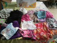 I have box full of girl clothes sizes 5-6x $20 40+ pcs