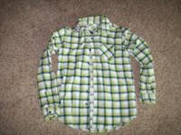 #1--Boy's size Large long sleeved shirt...asking $1