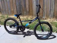 "Boy's 20"" Matrix 20 Bicycle. Mfg. by Sun Bicycles."