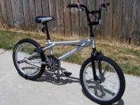 "Boy's 20"" Mongoose Bicycle. Used. Front & Rear Hand"