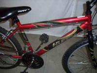 "THIS IS A NEVER USED BOY'S 24"" HUFFY BLACKWATER SOLD"