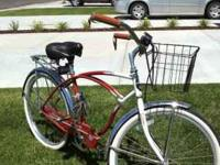 "Great Condition Schwinn Cruiser Boys 26"" Bike. Front"