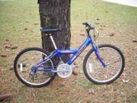 "24 "" boy's bike, 21 speed, great shape. Will make an"