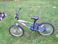 "Mongoose Free Style 20"" Bike - Hand Brakes - Call  - If"