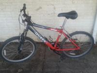 Boy's Mountain Bike Bicycle. Omega Quest KT2000.
