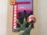 Like new boy scout handbook. I joined scouts for about