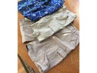Boys light Beige Shorts- Size10Canyon River Blues