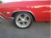 I have a nice set of wheels and tires they are 18x8 in