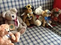 A collection of over 20 bears all in great condition