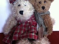 Special Sale: BOYDS BEARS COLLECTION: All have original