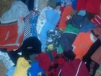 Have a 53 piece winter clothing lot of boys clothes for