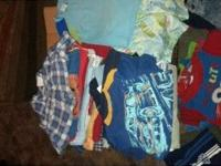 I have a ton of boys 18 to 24 months clothes (Baby Gap,