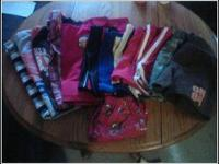 Gently used boy clothing 18 to 2t in size shorts