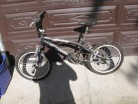 "Boys 20"" BMX Shogun Bike for sale. Pick up in the 10314"