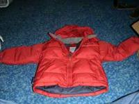 i have a boys 2T winter coat really nice. call text