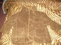 i have a nice brown GAP size 4T jacket for sale. In