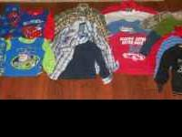 BOYS SIZE 5T WINTER CLOTHES....$40.00 FOR EVERYTHING
