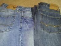 "I have 2 pairs of boys American Eagle Jeans "" Like New"""
