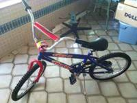 This a 20 inch Boys Bike up for sale... Good Condition