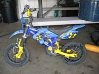 "boys 12"" dirtbike bike call  Location: mankato"