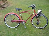 For Sale is a 26in  Mercury Montery bike with a vintage