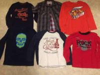 See pictures28 T-Shirts, Long Sleeve, light jackets