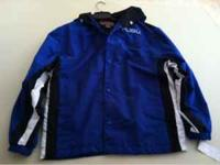 For sale is this super nice boys' jacket by FUBU. Very