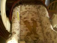 excellent condition boys infant carrier base car seat