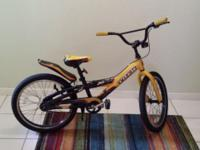 Trip Jet-20 children bike. 1 Owner, Barely used,