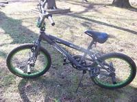 "BRAND NEW BOYS 20"" MONGOOSE OUTER LIMITS BICYCLE, STUNT"