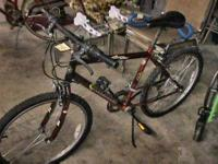 Boys Mountain Bike Bicycle     Get there 1st and check